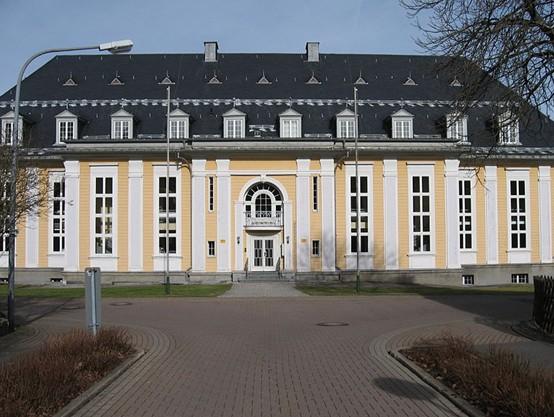 德国克劳斯塔尔工业大学图片