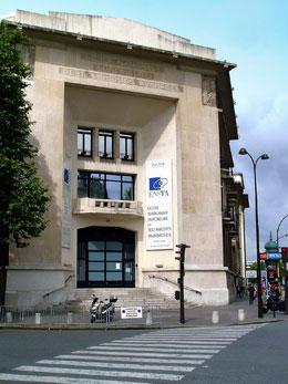 法国高等服装学校_法国国立高等先进技术学校