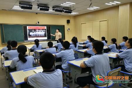 """新余市第九中学举办""""战'疫'英雄进校园""""宣讲活动"""