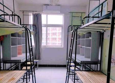 安徽三联学院宿舍条件好不好-有空调否?(宿舍图片)